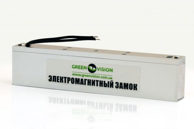Электромагнитный замок Green Vision