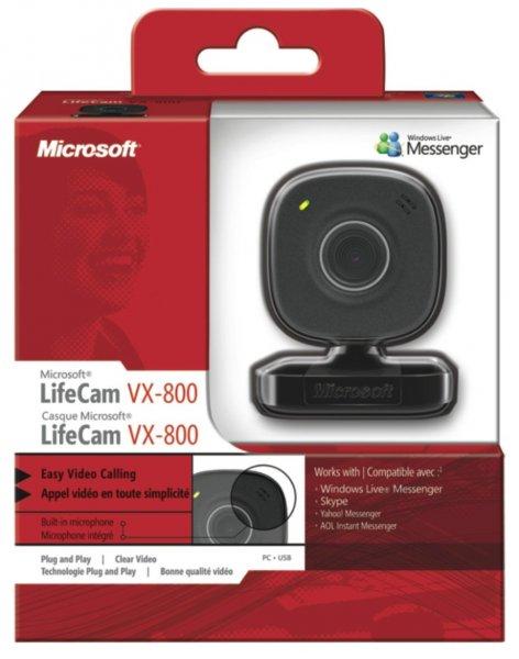 Lifecam vx-6000 driver microsoft