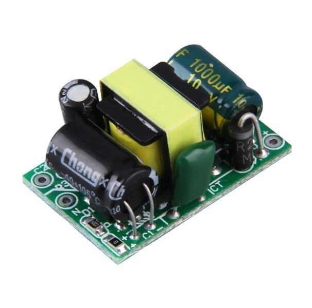 Arduino Hardware Interrupts Control AC Power