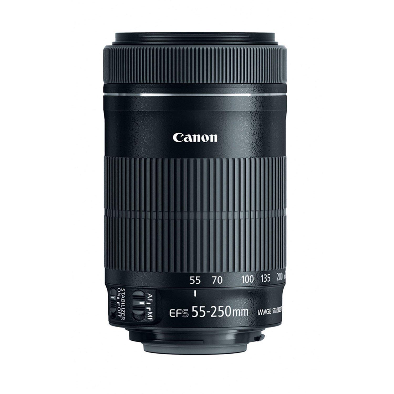 Фотоаппарат кэнон объективы