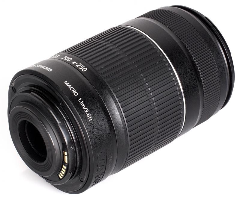 Бухгалтерский учет объектива для фотоаппарата