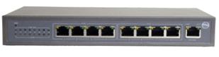 Коммутатор Mikrotik RB260GS 5x10/100/1000Mbps 1xSFP