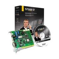 Фотография 1 комплекта сигнализации Комплект сигнализации Satel STAM-2 BE Light