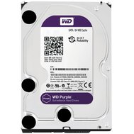 Фото жесткого диска Western Digital Purple 2TB 64MB 3.5 SATA III — WD20PURX