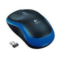 Фото компьютерной мышки Logitech Wireless M185 WL Blue — 910-002239