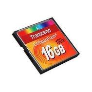 Фото карты памяти Transcend CompactFlash 133x 16GB - TS16GCF133