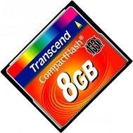 Фото карты памяти Transcend CompactFlash 133x 8GB - TS8GCF133