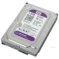 Фотографія 1  Жесткий диск Western Digital Purple 1TB 64МB 3.5 SATA III — WD10PURX