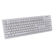 Фото клавиатуры A4Tech KM-720 USB White