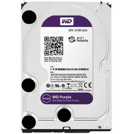Фотография 1  Жесткий диск Western Digital Purple 3TB 5400rpm 64MB Buffer 3.5 SATA III — WD30PURX