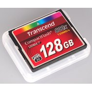 Фото карты памяти Transcend CompactFlash 128GB 800x - TS128GCF800