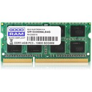 Фото модуля памяти Goodram SoDIMM DDR3 4096Mb 1600 MHz — GR1600S3V64L11S/4G