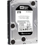 Фото жесткого диска Western Digital Black 2TB 7200rpm 64MB 3.5 SATA III — WD2003FZEX