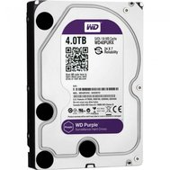 Фото жесткого диска Western Digital Purple 4TB 5400rpm 64MB Buffer 3.5 SATA III — WD40PURX
