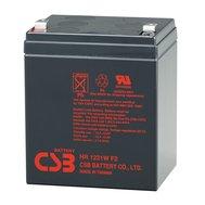 Фото аккумулятора CSB HR1221W 12В, 5Ач