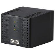 Фото стабилизатора напряжения Powercom TCA-1200 Black