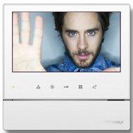Фотографія 1 видеодомофона Відеодомофон Commax CDV-70H2 White сенсорні кнопки