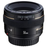 Фотографія 1 товара Объектив Canon EF 50mm F1.4 USM - 2515A012