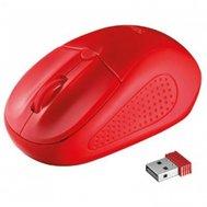 Фото компьютерной мышки Trust Primo Wireless Mouse Red - 20787