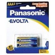 Фото батарейки Panasonic Evolta LR03EGE/2BP, AAA(L)