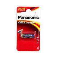 Фото батарейки Panasonic Micro Alkaline LRV08L/1BE, LRV08/23A 12V, 1шт.