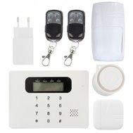 Фотография 1 комплекта сигнализации Комплект сигнализации PoliceCam GSM 30С Prof