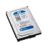 Фото жесткого диска Western Digital Caviar Blue 500GB 7200rpm 32MB Buffer 3.5 SATA III — WD5000AZLX_