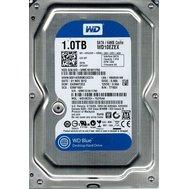 Фото жесткого диска Western Digital Caviar Blue 1TB 5400rpm 64MB Buffer 3.5 SATA III — WD10EZRZ