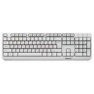Фото клавиатуры REAL-EL Standard 500 USB белый