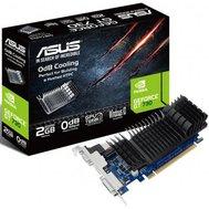 Фотография 1 видеокарты Видеокарта Asus GeForce GT730 (2048MB, GDDR5, 64bit) — GT730-SL-2GD5-BRK