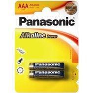 Фотография 1 батарейки Батарейка Panasonic Alkaline Power LR03REB/2BP, AAA/LR03
