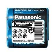 Фото батарейки Panasonic General Purpose R14BER/2P, C/LR14