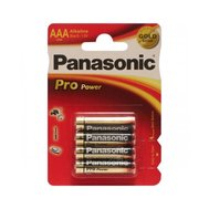 Фото батарейки PanasonicPro Power LR03XEG/4BP, AAA/LR03