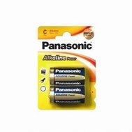 Фото батарейки Panasonic Alkaline Power LR14REB/2BP, C/LR14