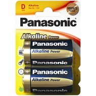 Фото батарейки Panasonic Alkaline Power LR20REB/2BP, D/LR20