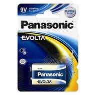 Фотография 1 батарейки Батарейка Panasonic Evolta 6LR61EGE/1BP, Krona/6LR61