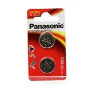 Фотография 1 батарейки Батарейка Panasonic CR-2016EL/2B, CR 2016 BL