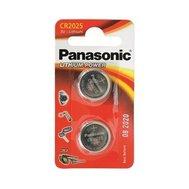 Фотографія 1 батарейки Батарейка Panasonic CR-2025EL/2B, CR 2025 BL