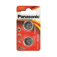 Фотография 1 батарейки Батарейка Panasonic CR-2025EL/2B, CR 2025 BL