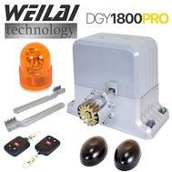 Фотографія 1 автоматики Комплект автоматики Комплект автоматики Weilai kit DGY1800Pro