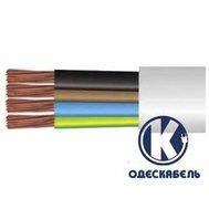 Фото электрического кабеля Одескабель ВВП-2 4*1.5, 1м.