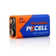 Фотографія 1 батарейки Батарейка Pkcell 9V/6LR61, 1 шт.