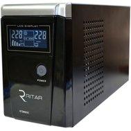Фотографія 1 ИБП ДБЖ лінійно-інтерактивний Ritar RTSW-600 360VA — RTSW-600 LCD