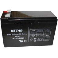 Фото аккумулятора Kstar 6-FM-7 12V 7.0Ah