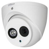 Фотография 1 видеокамеры Видеокамера Dahua DH-HAC-HDW1200EMP-A-S3 (3.6 мм) купольная