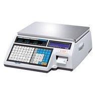 Фото торговых весов CAS CL5000J-15IB до 15 кг