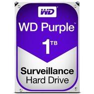 Фото жесткого диска Western Digital Purple 1TB 64МB 3.5 SATA III — WD10PURZ