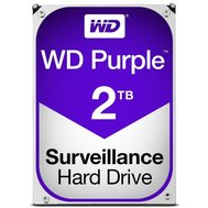 Фото жесткого диска Western Digital Purple 2TB 64МB 3.5 SATA III — WD20PURZ