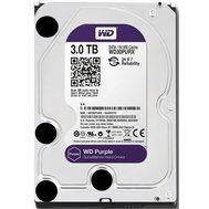 Фотография 1 жесткого диска Жесткий диск Western Digital Purple 3TB 64МB 3.5 SATA III — WD30PURZ