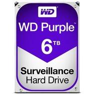 Фото жесткого диска Western Digital Purple 6TB 64МB 3.5 SATA III — WD60PURZ